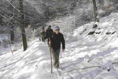 1. Winterwanderung 2010