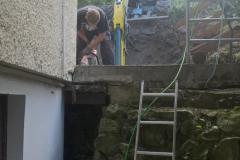 Erdarbeiten: Kanal- und Versorgungsleitungen