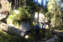 Herbstferien im Böhmer Wald 2010