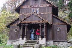 Herbstferien im Forsthaus Rohanov 2007