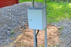 Innenausbau: Elektroinstallation