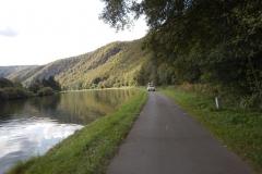 Maas im Herbst 2014