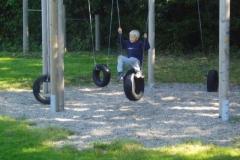 Spielplatzes 2005