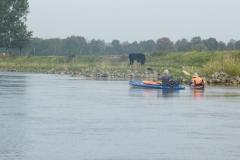 Wanderfahrt an der Weser 2011